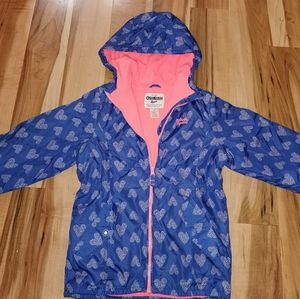 Girls Osh Kosh Fall Coat